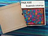 la pensée créatrice Paul Klee 1973