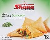 Shana Mixed Vegetable Samosa, 400 g (Frozen)