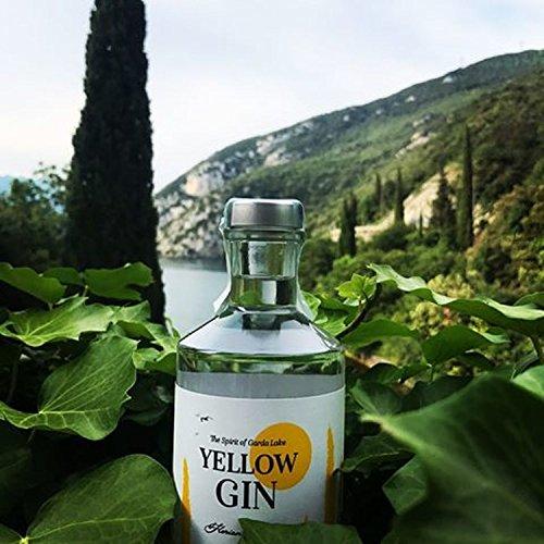 Yellow Gin - The Spirit of Garda Lake 45% 50 cl.