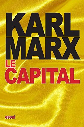 Le Capital par Karl Marx