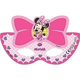 6 máscara para fiesta de Minnie Mouse (st. 6)