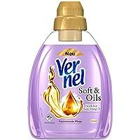 Vernel Soft & Oils Violet pack de 4(4x 750ml)