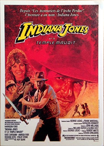 indiana-jones-e-il-tempio-maudit-10-x-15-cm-motivo-cartolina