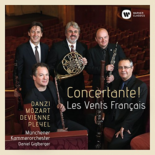 Sinfonia concertante in E-Flat Major, K. 297b: IV. Allegro