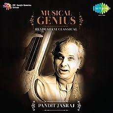 Musical Genius - Pt. Jasraj