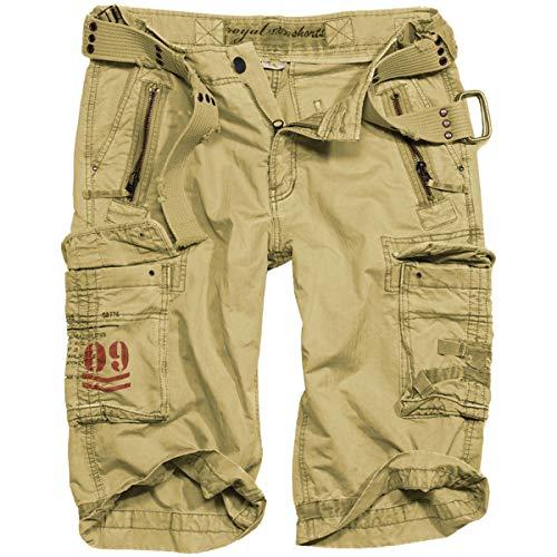 Pantalón de Carga Brandit Pure Vintage Abbigliamento