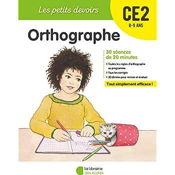 Les Petits Devoirs - Orthographe CE2