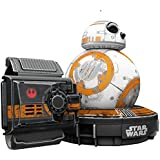 Star Wars - Droide BB-8 Battle Worn con Force Band (Sphero AFB01ROW)