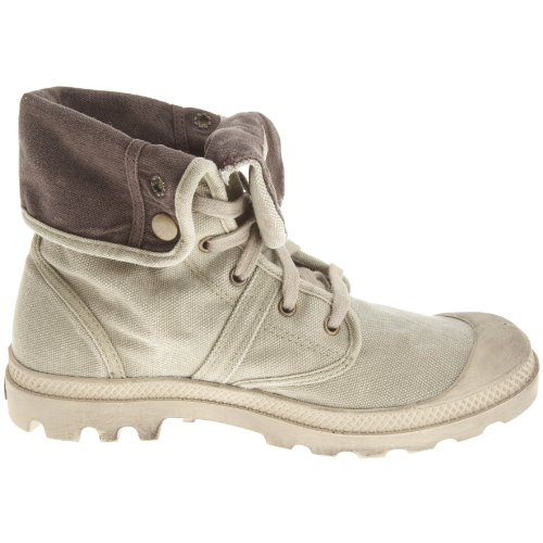 Palladium Pallabrouse Baggy , Bottines homme Beige (DK KHAKI/PUTTY)