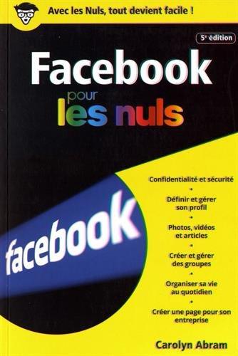 facebook-5e-edition-poche-pour-les-nuls