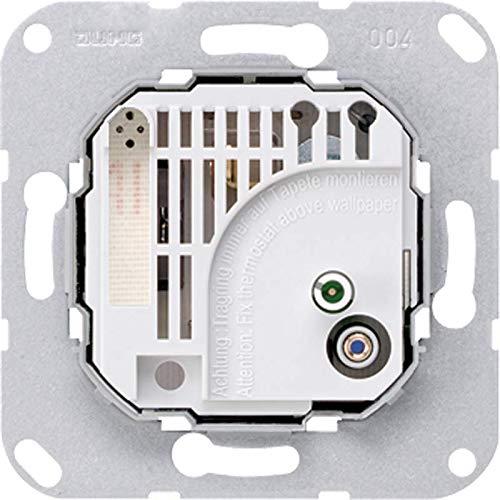 Jung SL500-Mechanismus Thermostat 1pol Wechselschalter und Heizung Air -
