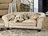 Möbelando Comfortable Dog Sofa, Dog Bed, Sleeping Place, Dog Basket, Pillow Dreamcatcher I 85 cm x 31 cm x 53 cm