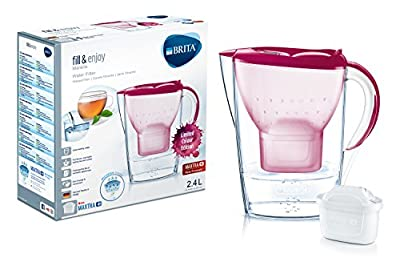 BRITA Marella Cool Water Filter Jug and Cartridge