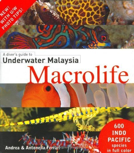 A Diver's Guide to Underwater Malaysia Macrolife Revised edition by Andrea Ferrari, Antonella Ferrari (2007) Hardcover
