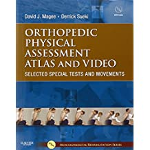 Orthopedic Physical Assessment Atlas and Video: Selected Special Tests and Movements (Musculoskeletal Rehabilitation)