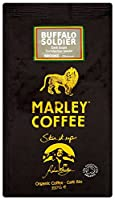 Marley Coffee Organic Buffalo Soldier Dark Roast Ground Coffee Bag 227g