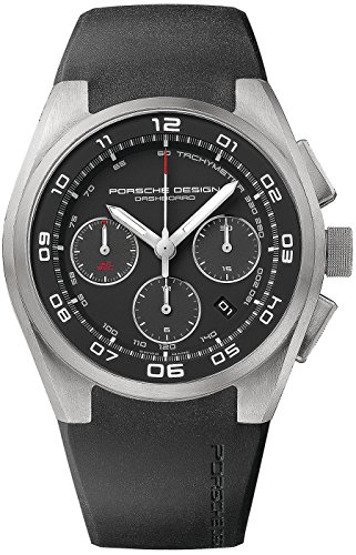 Montre Porsche Design Dashboard homme 6620.11.46.1238