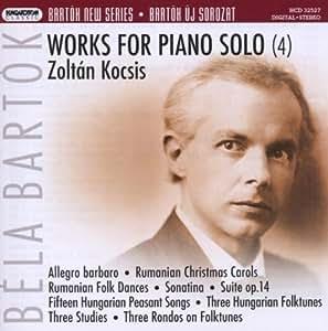 Werke für Klavier Vol.4