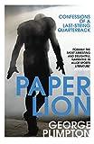 Image de Paper Lion: Confessions of a last-string quarterback