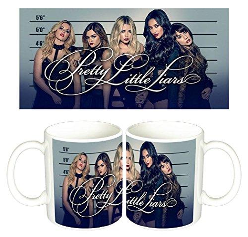 Pequeñas Mentirosas Pretty Little Liars B Tasse Mug