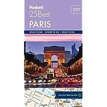 Fodor's 25 Best Paris