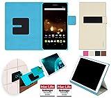 reboon Acer Iconia Talk S Hülle Tasche Cover Case Bumper | Beige | Testsieger