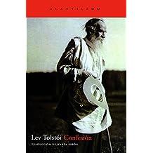 Confesión (Cuadernos del Acantilado)