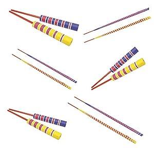 EDUPLAY 800467 - Espada de Papel, un Conjunto de 12