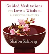 Guided Meditations for Love and Wisdom: 14 Essential Practices by Sharon Salzberg (2009-07-01)