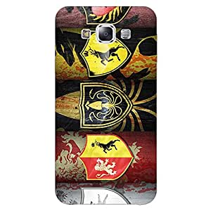 Jugaaduu Game Of Thrones GOT Back Cover Case For Samsung Galaxy E5