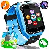 Smartwatch for children Watch Smart GPS Alarm leash Pedometer Slot