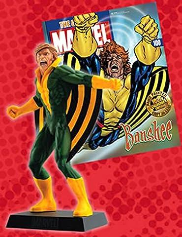 Costume Banshee X-men - Marvel Figurine Collection #100