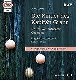 Die Kinder des Kapitän Grant: Drittes Weltentheater – Ozeanien: Ungekürzte Lesung mit Daniel Minetti (2 mp3-CDs)