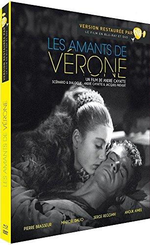Les Amants de Verone [Combo Collector Blu-ray + DVD]