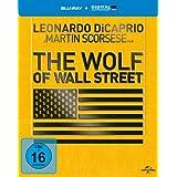 The Wolf of Wall Street - Steelbook [Blu-ray]