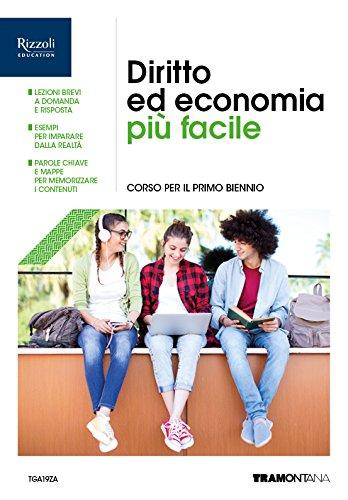 Diritto ed economia più facile. Per le Scuole superiori. Con e-book. Con espansione online