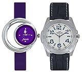 Volga Stunning Look Designer watch with ...