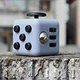 #8: Fidget Cube Toys for Girls and Boys - Grey
