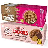 #2: Early Foods - Assorted Pack of 2 - Multigrain Millet & Ragi Amaranth Jaggery Cookies X 2