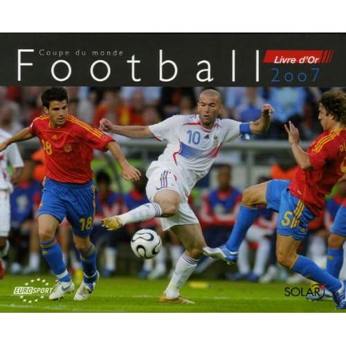 Agenda Coupe du Monde Football : Livre d'or