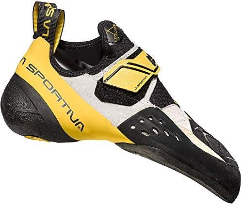 La Sportiva Solution bianca da giallo 98b2f8c8345