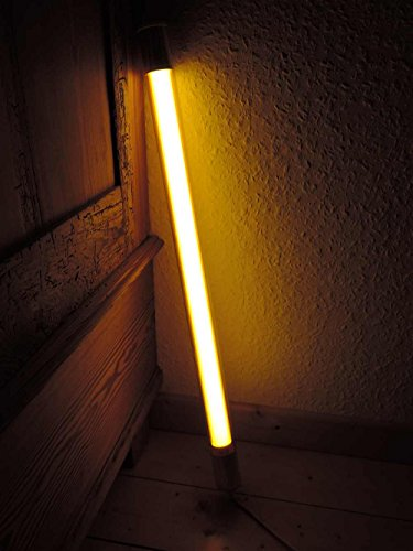 Led Leuchstab IP20 63cm orange 10Watt Party Deko energiesparend farbig