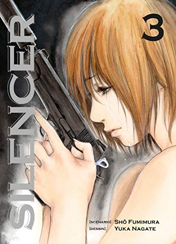 Silencer Edition simple Tome 3