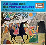 Ali Baba Und Die Vierzig Räuber / Aladdin Und Die Wunderlampe [Vinyl LP]