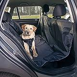 Trixie - Forro para los asientos del coche con elástico (1.45 × 1.60 m/Negro)