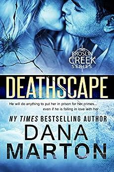 Deathscape (Broslin Creek) (English Edition) par [Marton, Dana]