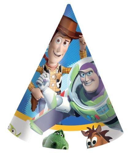 Toy Story 3 cappelli (confezione da 6)