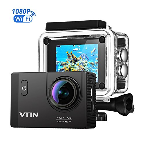 Action Camera, VicTsing WIFI Underwater Sports Camera 1080P 2.0