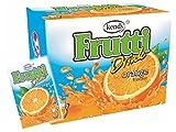 Frutti Instant Getränkepulver ohne Zucker - Geschmackrichtung: Orange 24er Packung