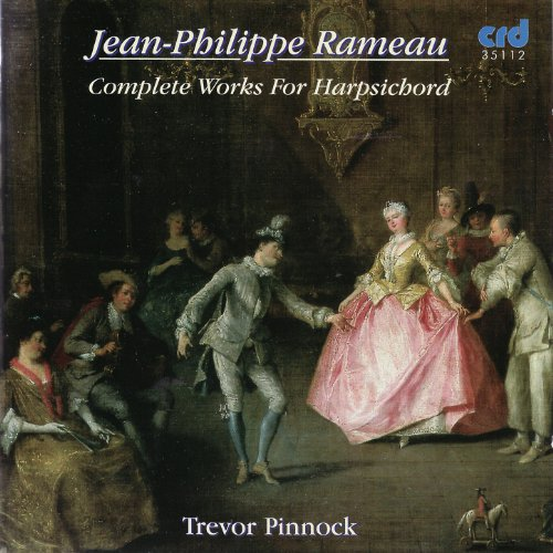 Rameau: Complete Works for Harpsichord